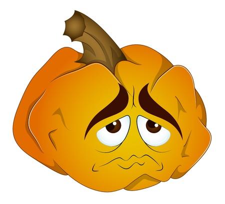 Cartoon Pumpkin Vector Stock Vector - 13430121