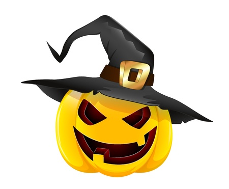 halloween pumpkin:  Illustration of Halloween Pumpkin Illustration