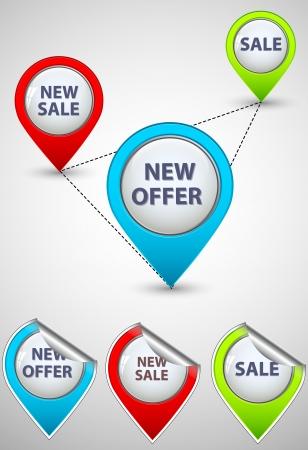 Navigation Icon Stock Vector - 15495697