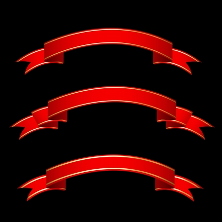 Ribbon Banners Vectors Stock Vector - 15229825