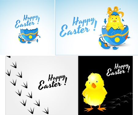 Happy Easter Vectors Vector