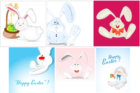 Easter Celebration Vectors Vector