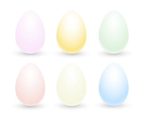 Eggs Vectors Stock Vector - 15244983
