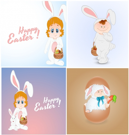 Easter Vector Backgrounds Vector