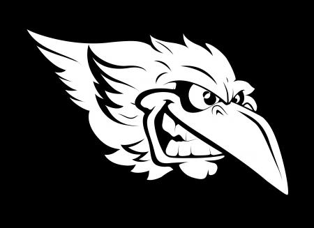 Angry Bird Stock Vector - 15759198