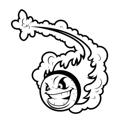 Ball Mascot Vector Character Stock Vector - 15759228