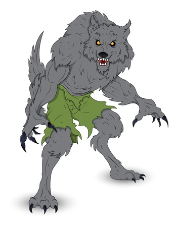 wilkołak: Klasyczna Vector Werewolf