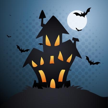 horror castle: Horror House