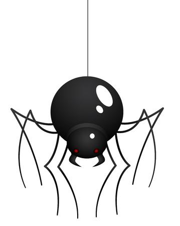 aranha: Desenhos animados da aranha