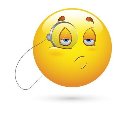 humeur: Smiley Emoticons Visage enqu�te