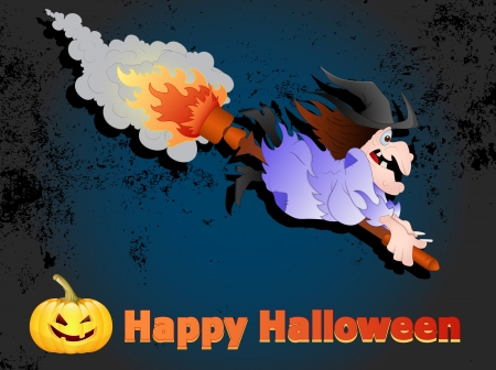 Happy Halloween Vector Vector