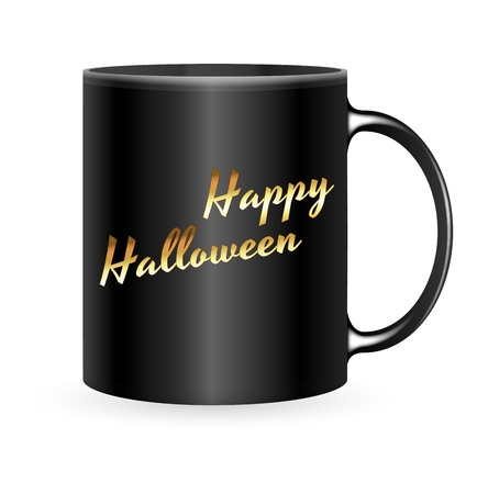 Halloween Cup Stock Vector - 16104733
