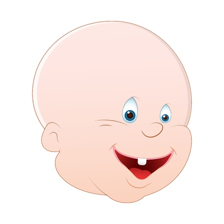 Fat Baby Vector Stock Vector - 16104449