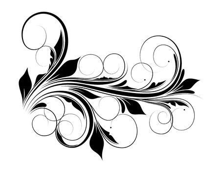 Swirl Vector Design Vector