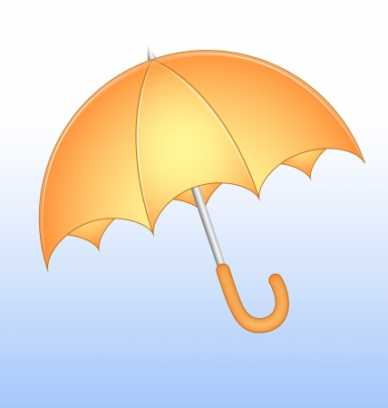 Umbrella Icon Stock Vector - 16104493