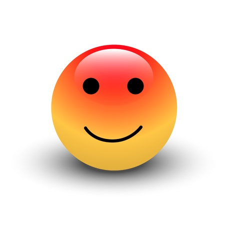 Smile Icon Stock Vector - 16104703