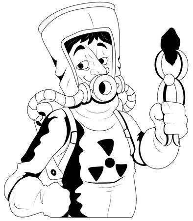 Uranium Stock Vector - 16775538