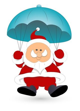 Santa Claus   Stock Vector - 16832405