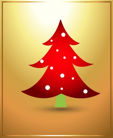 Tree Christmas Stock Vector - 16832067