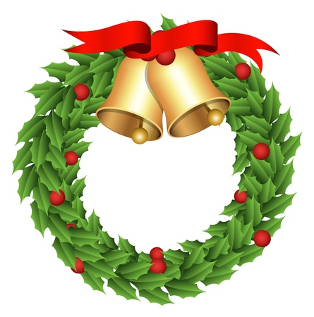 Wreath - Christmas  Vector