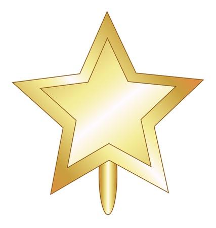 Christmas Star Stock Vector - 16831768