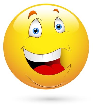 Smiley Vector Illustration Vector
