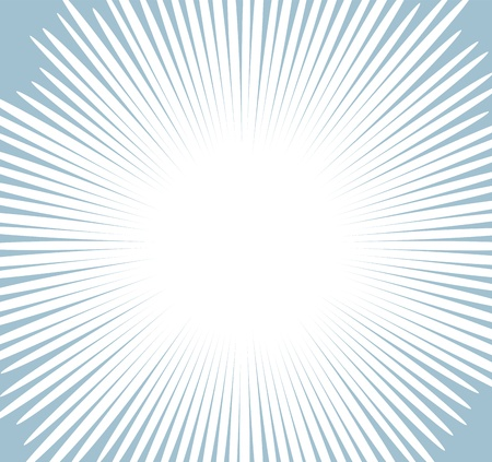 Comic Sunburst Background   Stock Vector - 19419691