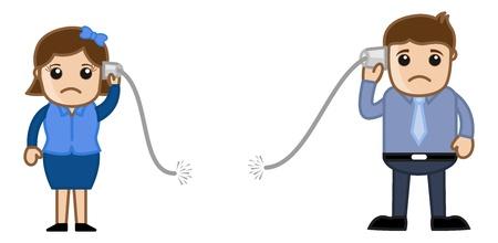 connectivity: No Connectivity Concept Illustration