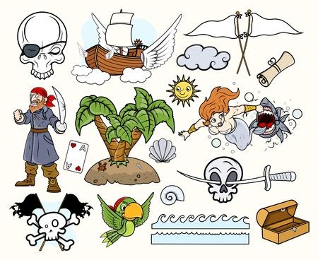 Pirates Vectors