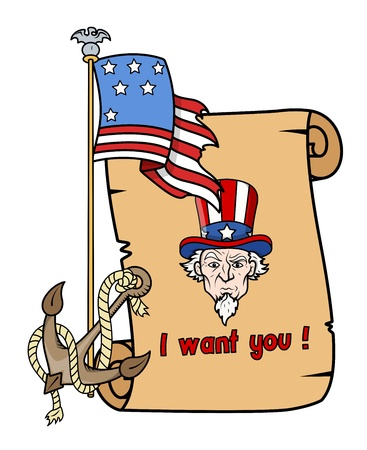 i want you: I want you - uncle sam - 4th of july
