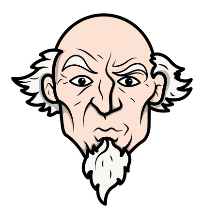 uncle sam: Uncle Sam Vector Illustration