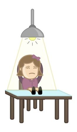 business cartoons: No Work - C�mo Bore - Dibujos animados de negocios Vectores