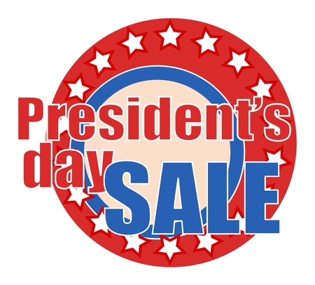 Presidents Day Sale Badge