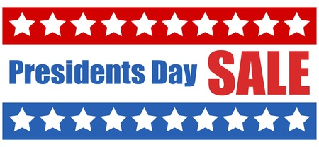 constitution day: Presidents Day Sale Vector