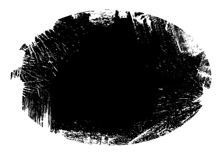 Grunge Blob Shape Vector Stock Vector - 22170670