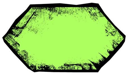 Retro Messy - Grunge Vector Illustration Background