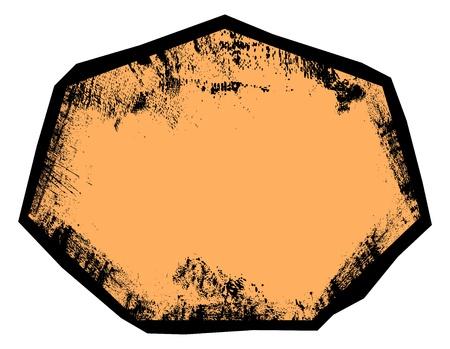 Rough - Grunge Vector Illustration Background Stock Vector - 22170706