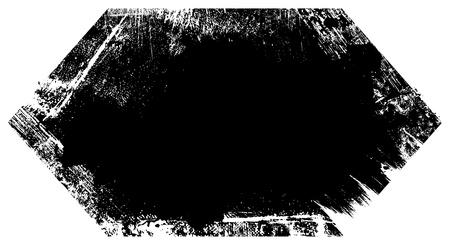 Scratched - Grunge Vector Illustration Background Stock Vector - 22170710