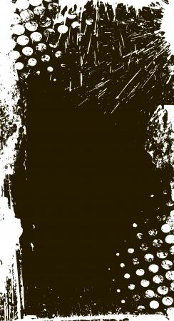 Grunge Background Vector Stock Vector - 22170721