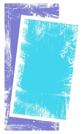 Grunge Vertical Banner Background Stock Vector - 22170724