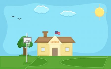 school vector background Vector