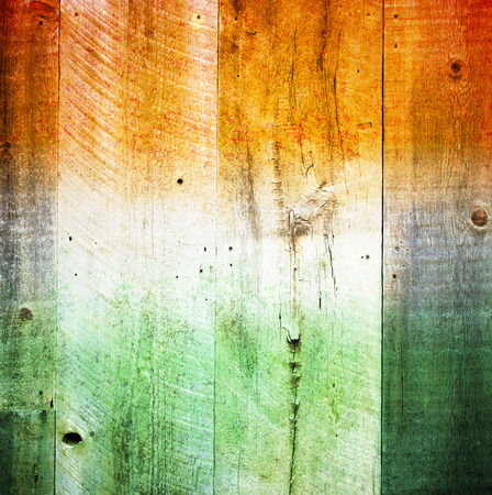 Abstract three color Wooden texture photo