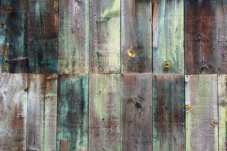 barnwood: beautiful colored wooden texture