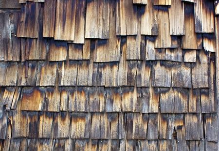 wooden pattern photo