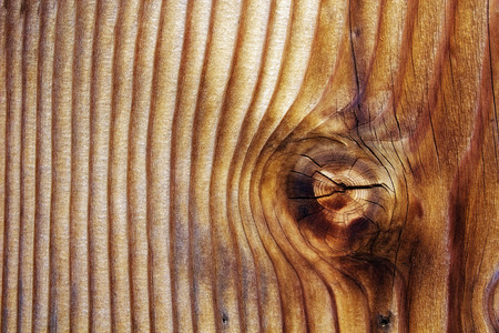wooden texture with knot pattern photo