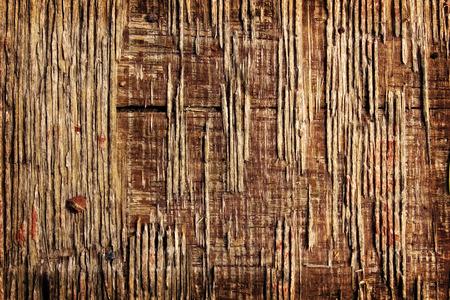 barnwood: old plywood Stock Photo