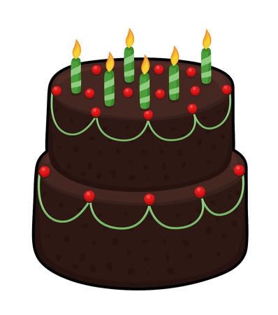 valentine          s day candy: Chocolate Anniversary Cake