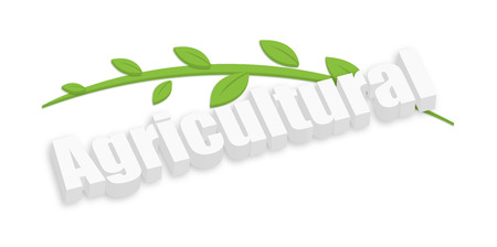a twig: Agricultural Leaves Twig Illustration