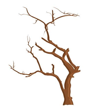 tree dead: Rami morti Designs Albero