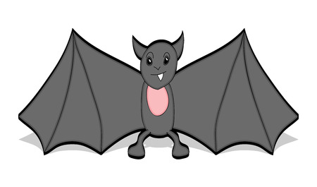 halloween bat: Halloween Bat Vector